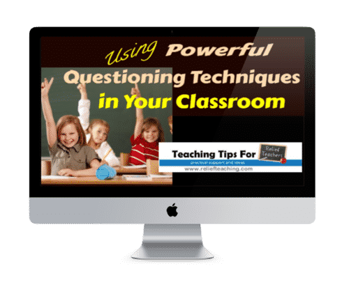 online course questioning techniques