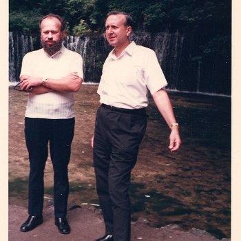 Митрополит Днепропетровский и Павлоградский Ириней: «Старые фотографии поведали о поездке 40-летней давности»