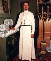 В Сумах убит настоятель Троицкого собора УПЦ (ОБНОВЛЕНО)