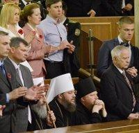 Президет Украины — о демарше митрополита Онуфрия: «Оценку иерархам церквей должны давать народ и прихожане»