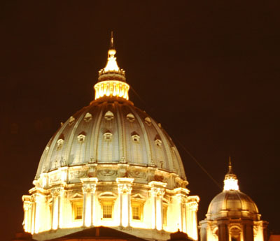 RNS ST PETER DOME