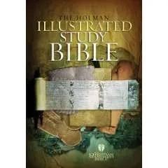 The Holman Illustrated Study Bible: Holman Christian Standard Bible, Black Bonded Leather