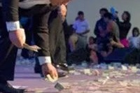 Brian Tamaki loves money