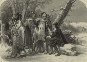 Roger Williams and Narragansetts