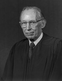 U.S. Supreme Court Justice Lewis Powell wrote the Bob Jones University Decision