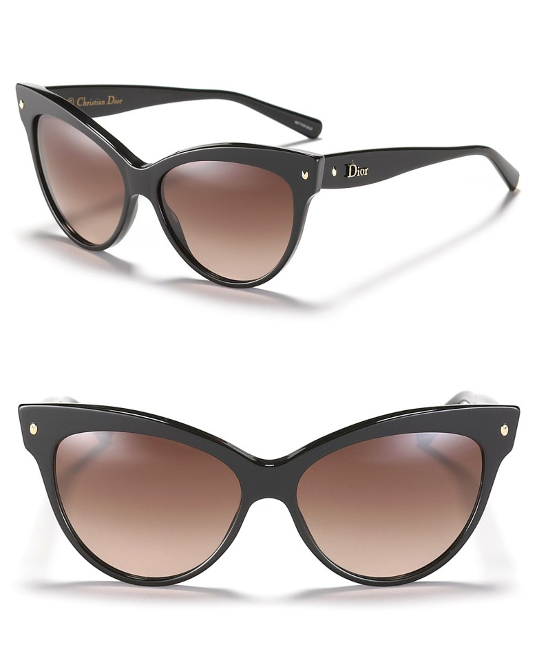 Cat Eye Dior Sunnies