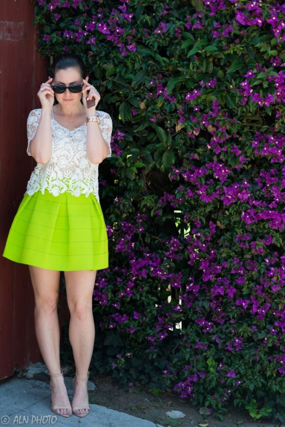 Lime + Lace