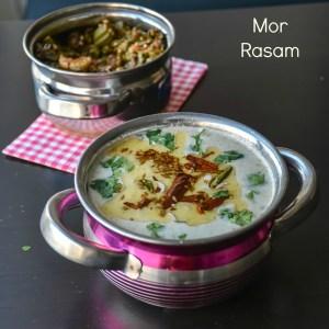 Mor Rasam / Buttermilk Rasam