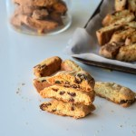 Almond Cranberry Orange Biscotti