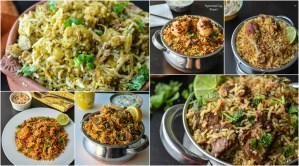 Biryani Collection