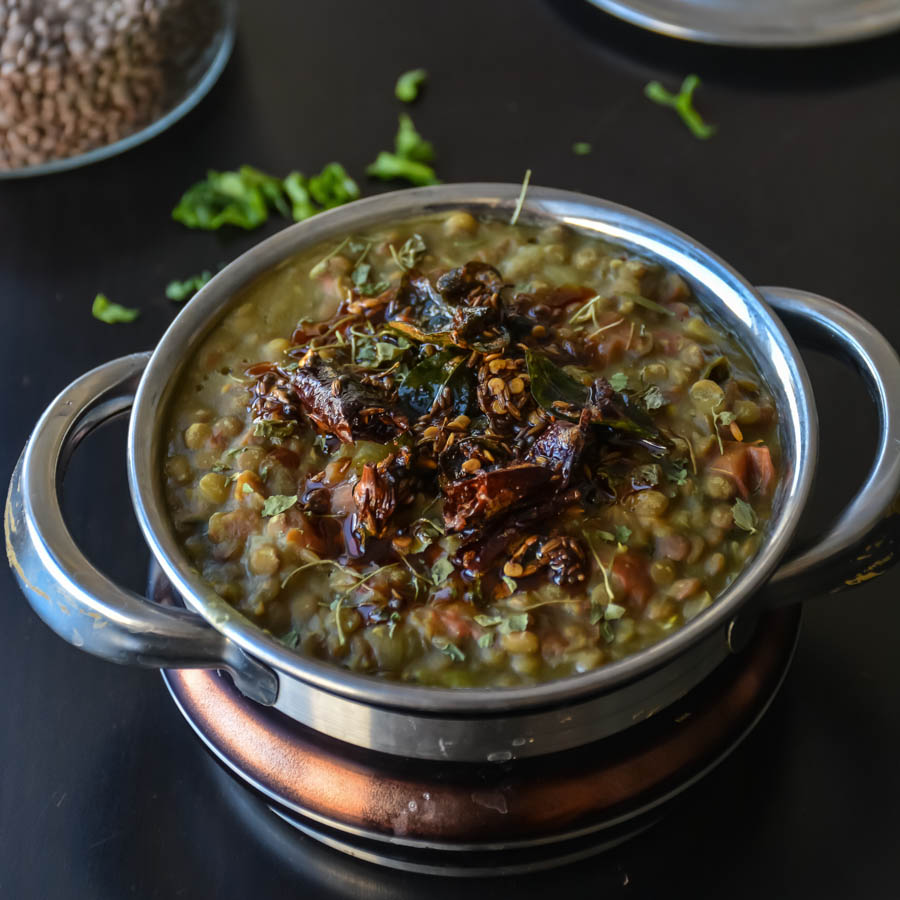 Whole green lentil recipe punjabi sabut moong dal recipe relish chana dal paratha stuffed lentil paratha tomato dal rasam tomato soupindian style lentils south indian sambar bisibelabathhot spicy lentil rice forumfinder Image collections