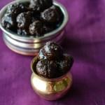 Kamarkat/ Coconut Jaggery Balls