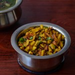 Senai kizhangu/ Fennel Elephant yam/Suran dry roast