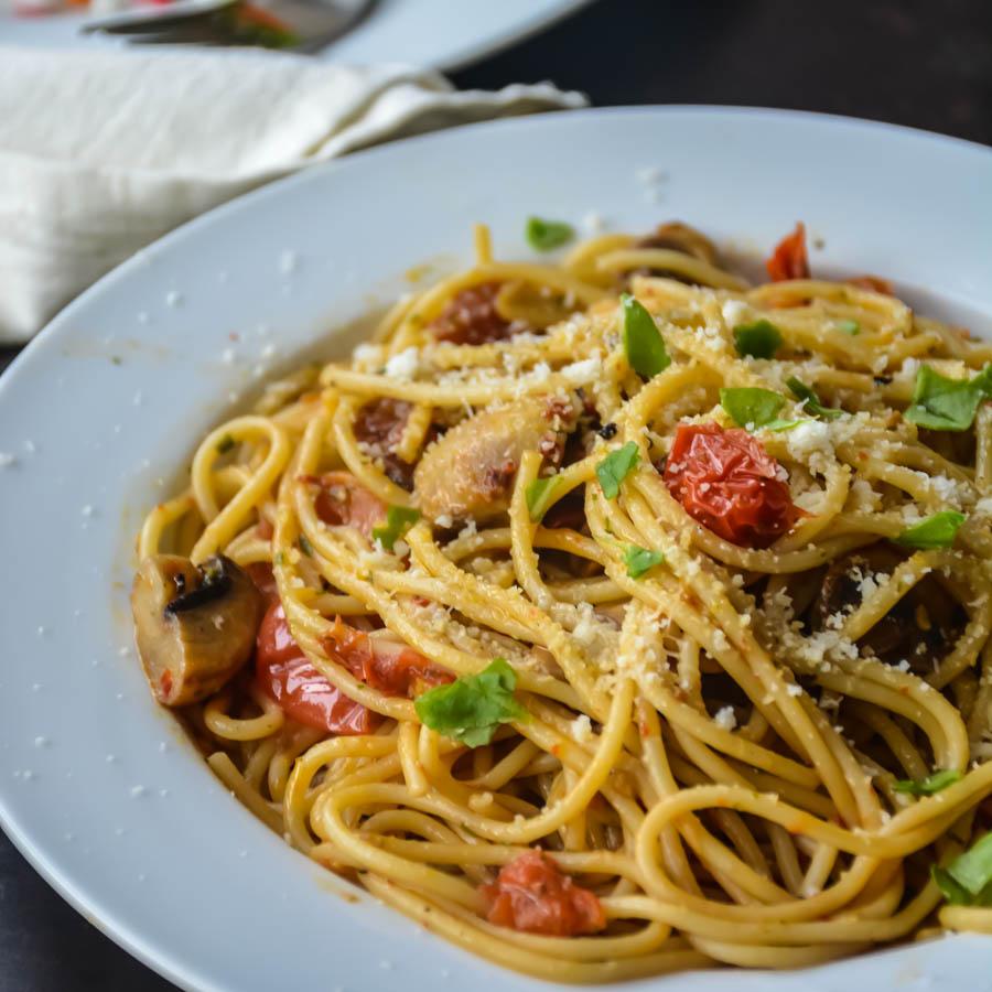 SUndriedTomato_mushroom pasta-4