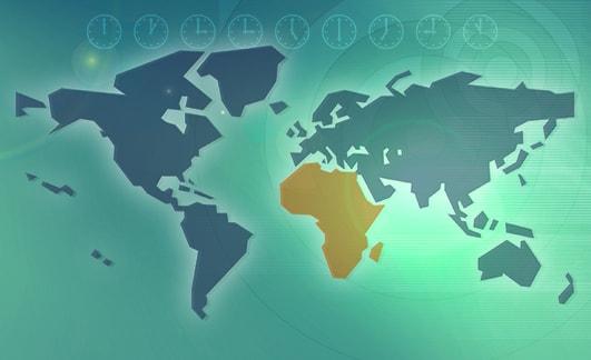 מדינות אפריקה מעורב