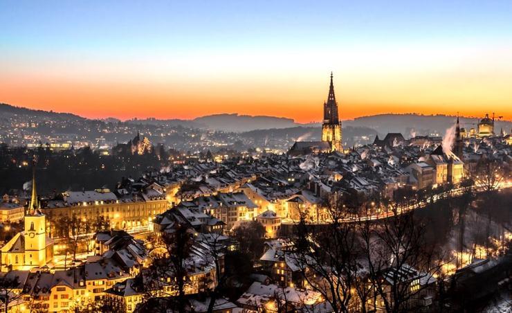 שוויץ – חברה אסרטיבית