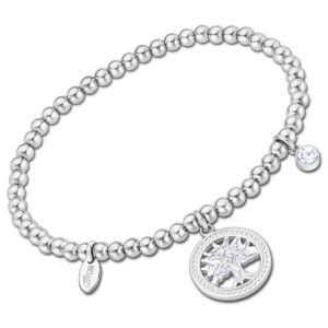 Pulsera Arbol de la vida Acero Lotus Style