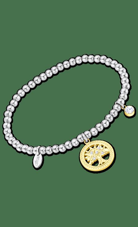 Pulsera Arbol de la vida Lotus Style Acero
