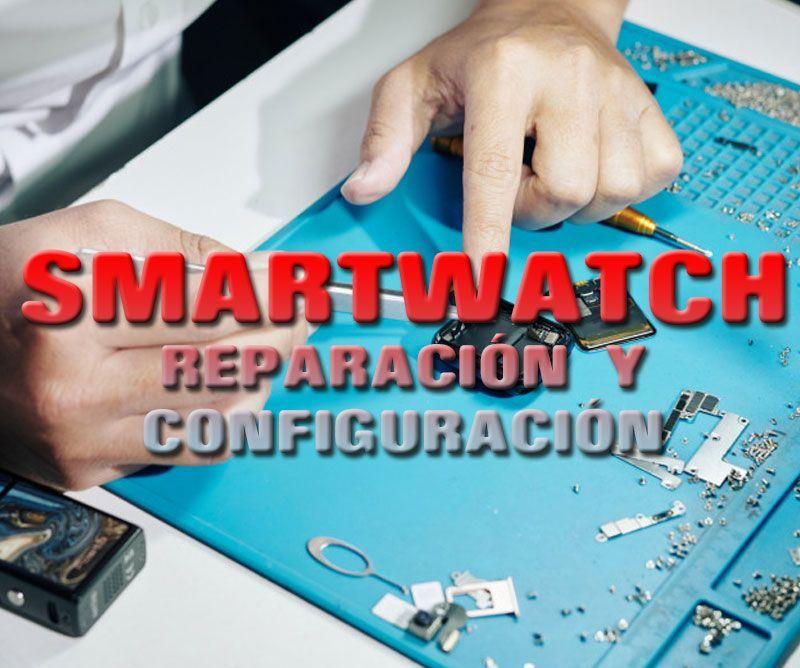 smartwatch reparacion y configuracion coin
