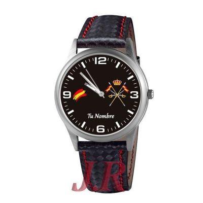 Reloj Caballería-relojes personalizados jr