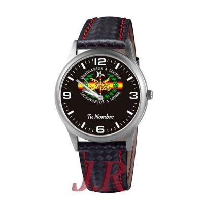 Reloj La Legión Española 2-relojes personalizados jr