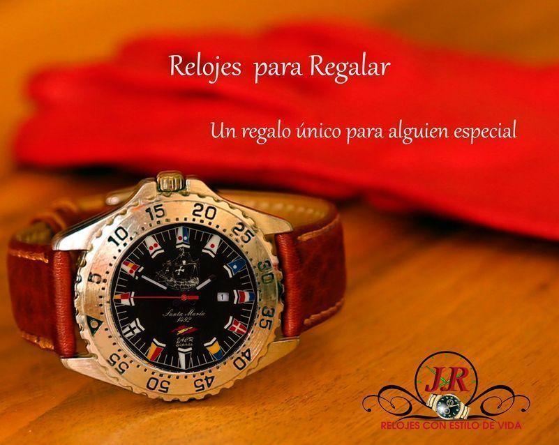 Ideas para regalar relojes para personalizar