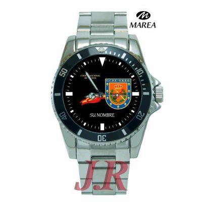 Reloj Policía Nacional UCDE-NRBQ-relojes personalizados jr