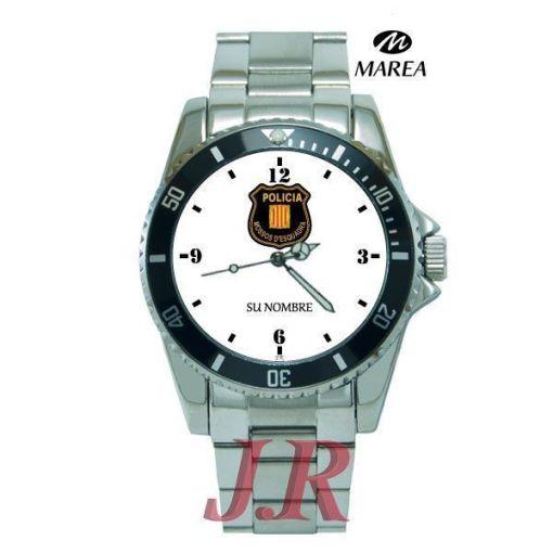 Reloj mossos d'quadra JR E1-Relojes-personalizados-jr