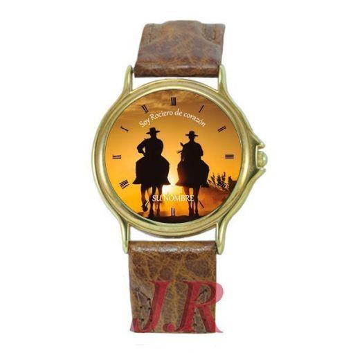Reloj Rociero Hombre E2-relojes-personalizados