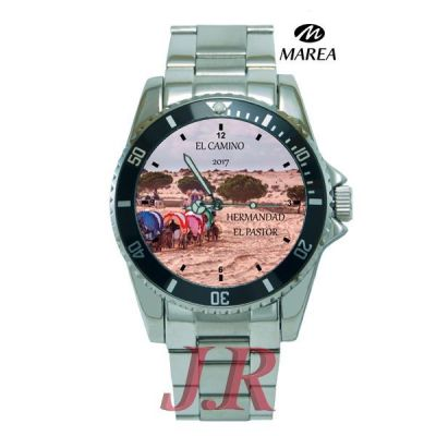 Reloj Rociero El Camino Hombre E6-relojes-personalizados