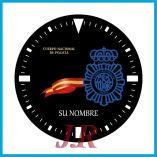 Relojes-Logotipo-del-Cuerpo-Nacional-de-Policía-(CPN)-E30