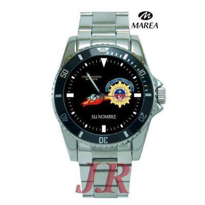 Reloj Policía Nacional ENP-relojes presonalizados jr