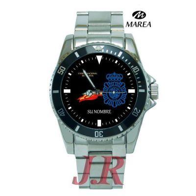 Reloj Policía Nacional JR E30-relojes-personalizados-jr