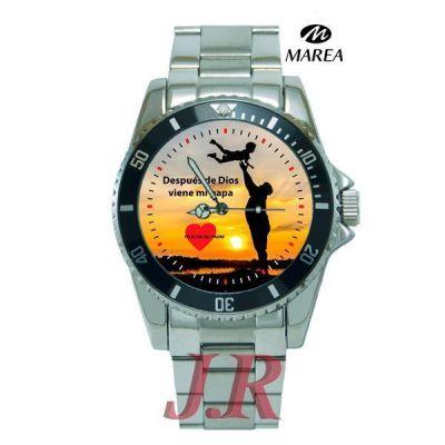 Reloj Día del Padre E10-relojes-personalizados-jr