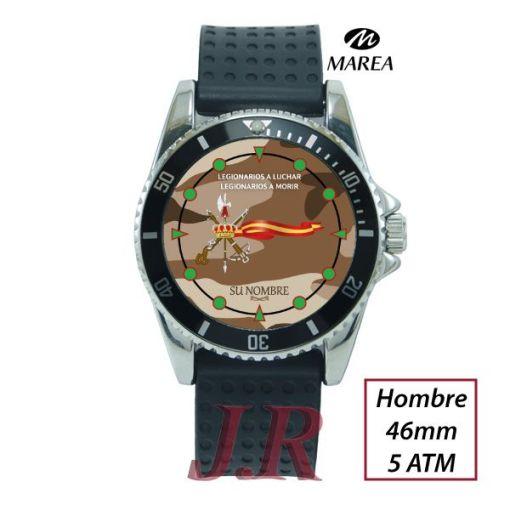Reloj Legion Española Camuflaje Arido-relojes-personalizados-JR