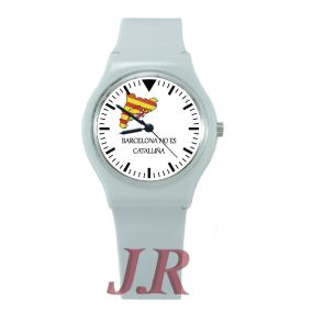 Relojes personalizados JR 1003B Unisex tabarnia