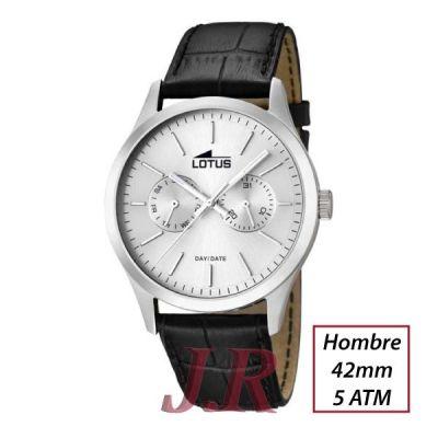 Reloj hombre Lotus L11-relojes-personalizados-JR