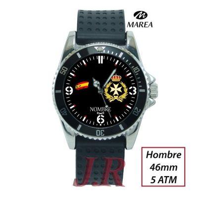 Reloj Fuerzas Armadas Sanidad Militar M1-relojes-personalizados-JR