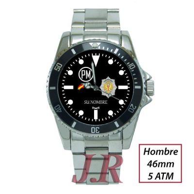 Reloj Policía Militar Tierra M9-relojes-personalizados-JR