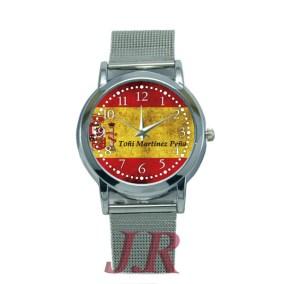 Reloj-bandera-españa-relojes-personalizados-jr
