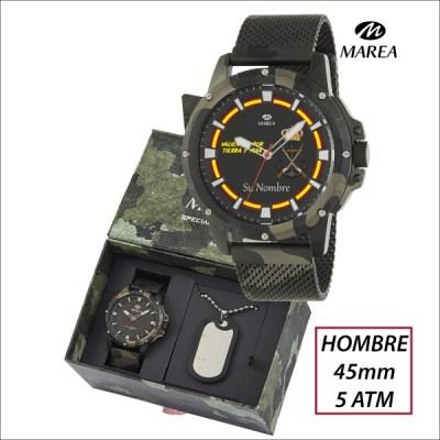 Reloj Militar Infantería de Marina