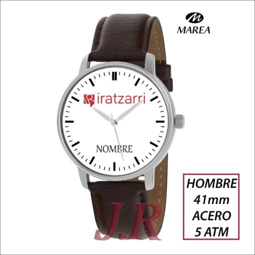 Reloj-Ezkerreko-Ekimeno-Etorkizuna-Iratzarri-relojes-jr