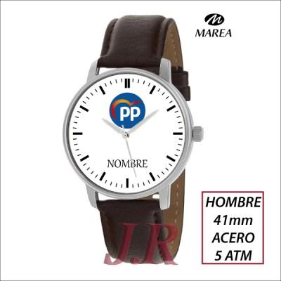 Reloj-PP-partido-popular-relojes-jr