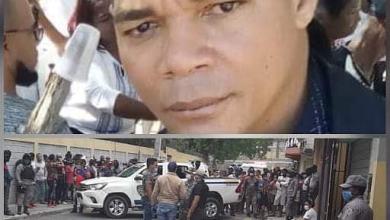 Photo of Se entrega acusado de matar dirigente del PRM en Santiago
