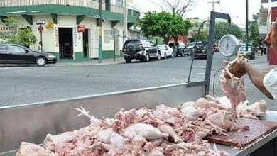 """Photo of Lanza campaña """"No coma pollo hasta que lo baje"""""""