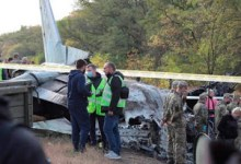 Photo of Mueren 26 personas en un accidente de un avión militar en Ucrania
