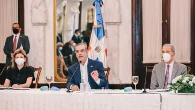 Photo of Presidente Luis Abinader Pide tres meses a perremeístas para organizarse.
