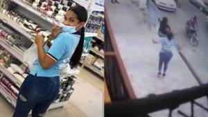 Photo of Dos personas en motor lanzan acido del diablo a joven