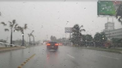 Photo of Continuarán las lluvias y tronadas sobre algunas localidades del país por vaguada