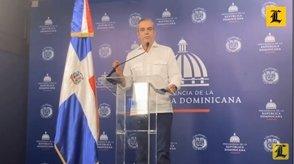 """Photo of Luis Abinader: """"Hemos recibido un país totalmente quebrado"""""""